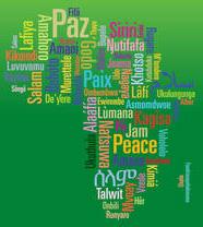 Réseau des Fondations et Institutions de Recherche pour la Promotion d'un Culture de la paix en Afrique Logo